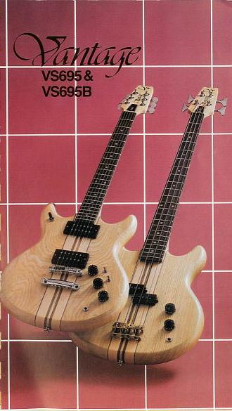 vantage vs 695 vantage guitars mij two humbucker wiring-diagram vantage vs695 series guitars & basses